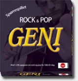 Geni: Pop/Rock 2005