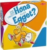 Hva kom først? Høna eller egget?