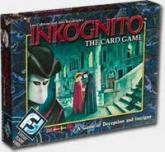 Inkognito: the card game