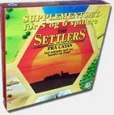 Settlers of Catan: 5-6 utv.