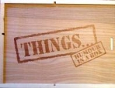 Things... (Humor in a box)