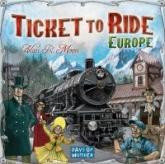 Ticket to ride: Europe - Årets Familiespill 2006