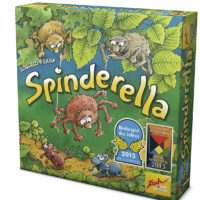 Spinderella - Årets Barnespill 2016