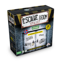 Escape Room Spillet - Årets Selskapsspill 2017