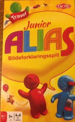 Alias junior reise